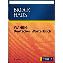 Brockhaus WAHRIG Deutsches Wörterbuch