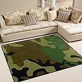 JSTEL ingbags Super Weich Moderner Camouflage 36, ein Wohnzimmer Teppiche Teppich Schlafzimmer Teppich für Kinder Play massiv Home Decorator Boden Teppich und Teppiche 160x 121,9cm, multi, 63 x 48 Inch