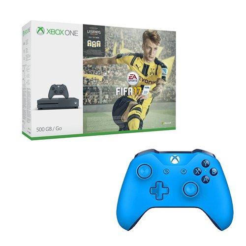 console-xbox-one-s-500-go-storm-grey-fifa-17-seconde-manette-bleue-sans-fil
