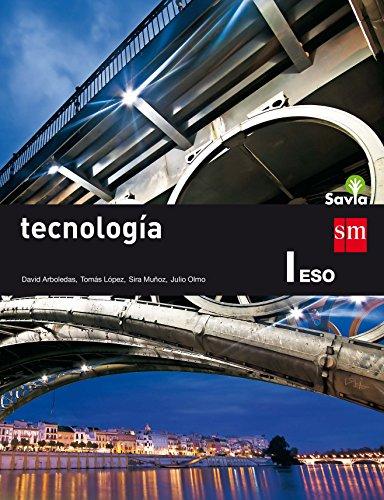 Tecnología I. ESO. Savia. Madrid - 9788467586848