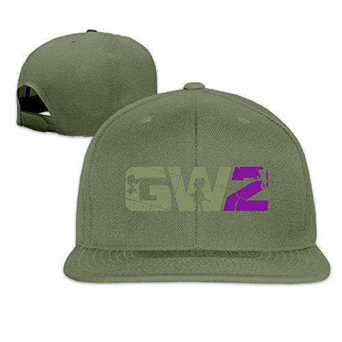 Sophie Warner verstellbar Unisex Video Game GW 2Logo Schirmmütze Schwarz One Size Gr. Einheitsgröße, ForestGreen -
