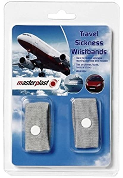 Anti Nausea / Motion Sickness Travel Wrist Bands. Ideal For Holiday And  Travel: Amazon.co.uk: Kitchen & Home