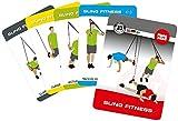 Gymstick Unisex baraja gravedad entrenador, negro/rojo, 8,8x 6,3cm