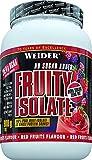 Weider, Fruity Isolate, Red Fruit, 1er Pack (1x 908g)