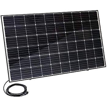 Minisolar Balkon Solar Mono Single 320 W inkl