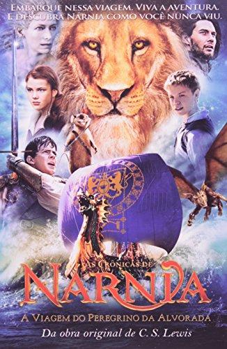 As Crônicas De Narnia. A Viagem Do Peregrino Da Alvorada. Capa Do Filme (Em Portuguese do Brasil)