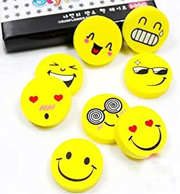 Cute Model Pencil Rubber Erasers School Office Stationery Kid Children : everything five pounds (or less!)