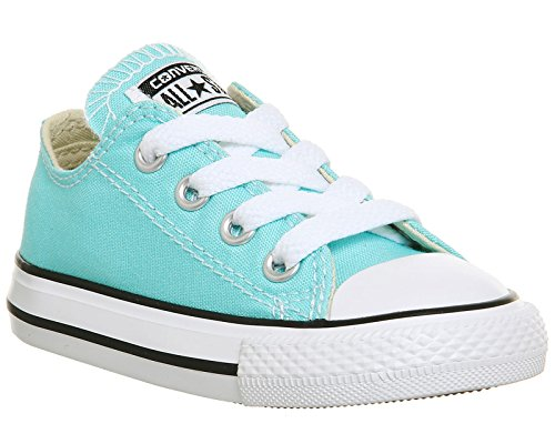 Converse Chuck Taylor All Star Junior Seasonal Ox 15762 Unisex - Kinder Sneaker Türkis