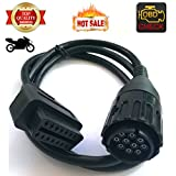 OBD 10pin Motor Motorrad Motorrad Diagnose Kabel ICOM D Kabel in Qualität A-HR-Tool®