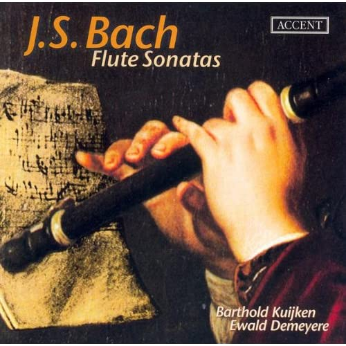 Flute Sonata in E Minor, BWV 1034: I. Adagio ma non tanto