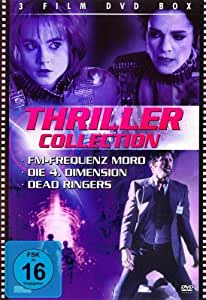 Thriller Collection ( 3 Filme auf einer DVD )