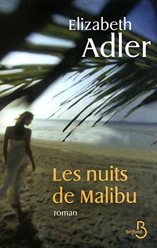 Les Nuits de Malibu par Elizabeth ADLER