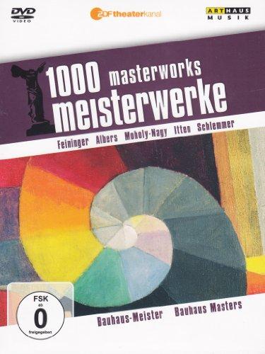 1000 Meisterwerke - Bauhaus- Meister