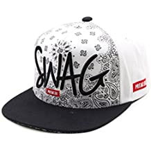 sujii SWAG PAISLEY Baseball Cap casquette de baseball Trucker Hat Baseball Hat Chapeau Snapback Cap
