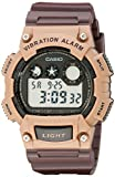 Casio Youth Digital Digital Black Dial M...