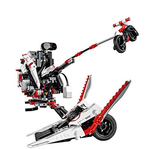 51zthAgm95L - LEGO Mindstorms - EV3, juguete electrónico (31313)