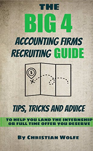 the-big-4-accounting-firms-recruiting-guide-english-edition