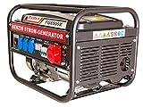 Stromerzeuger FG-8500X mit 3.0 kW Dauerleistung für Gartenbereich sowie Freizeit- und Campingaktivitten.