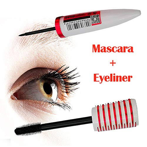 Mascara Waterproof Eyeliner Beauté Cosmétique Crayon Maquillage Liquid Eye Liner Pen Pas Cher longueur Sourcil cils Fibre Lash Loréal Mascara Semi Permanent Pour Cils