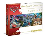 Clementoni 39348.0 - 1000 T High Quality Collection Panorama Cars, Puzzle