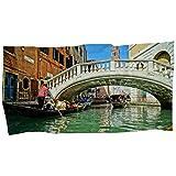 My Custom Style Handtuch aus Mikrofaser Ponte Maria Callas 80x40cm