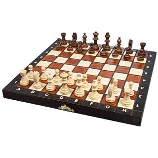 Albatros 2477 - Schach mit Backgammon und Dame Trino, 27 x 27 cm