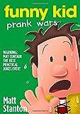 Best New Kids Books - Prank Wars (Funny Kid, Book 3) Review