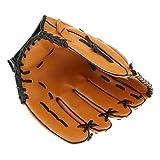 Gant de Baseball de Sports Résistant à L'usure Brun - 10.5inch