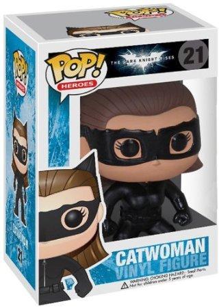 Funko POP Heroes : Dark Knight Rises Movie Catwoman Vinyl Figure