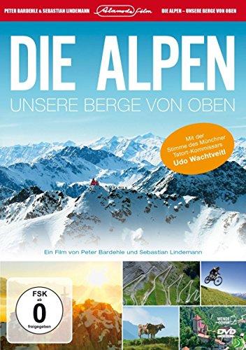 Bild von Die Alpen - Unsere Berge von oben