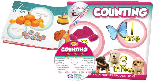 Counting Sing Play Learn Padde
