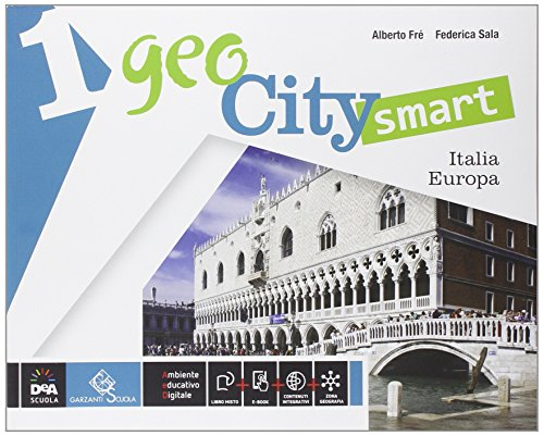 Geocity smart. Volume 1. Italia Europa + Regioni d'Italia + eBook