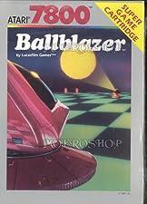 Ballblazer - Atari 7800 - PAL