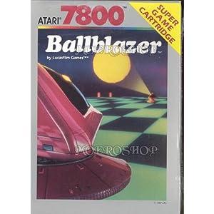 Ballblazer – Atari 7800 – PAL