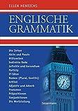 Englische Grammatik: Die Zeiten, Aktiv und Passiv, Hilfsverben, Indirekte Rede, Infinitiv und Gerundium, Partizip, If-Sätze, Nomen (Plural, Genitiv), ... Konjunktionen, Die Wortstellung