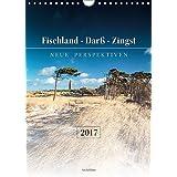 Fischland - Darß - Zingst: Neue Perspektiven (Wandkalender 2017 DIN A4 hoch): Landschaft zwischen Ostsee und Bodden (Monatskalender, 14 Seiten) (CALVENDO Natur)