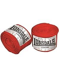 Lonsdale 3,5m Pro Handschlaufe Premium Stretch Material Boxen Training Kick Box