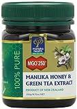Manuka Health - Honig mit Grüntee- Extrakt MGO 250 plus , 1er Pack (1 x 250 g)
