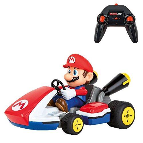 Carrera RC 370162107 - Mario KartTM, Mario - Race Kart mit Sound