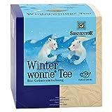 Sonnentor Winterwonne GrünTee (1 Packung mit 12 Beuteln)