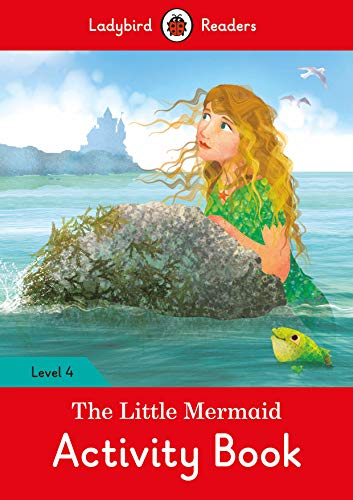 THE LITTLE MERMAID ACTIVITY BOOK (LB) (Ladybird)