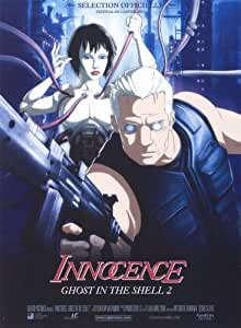 Ghost in the Shell 2: Innocence Plakat Movie Poster (11 x 17 Inches - 28cm x 44cm) (2004) French
