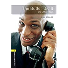 Oxford Bookworms Library: Oxford Bookworms 1. The Butler Did it and Other Plays MP3 Pack