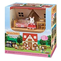 Sylvanian Families 5303 Red Roof Cosy Cottage