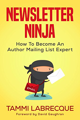 Expert Augen (Newsletter Ninja: How to Become an Author Mailing List Expert (English Edition))