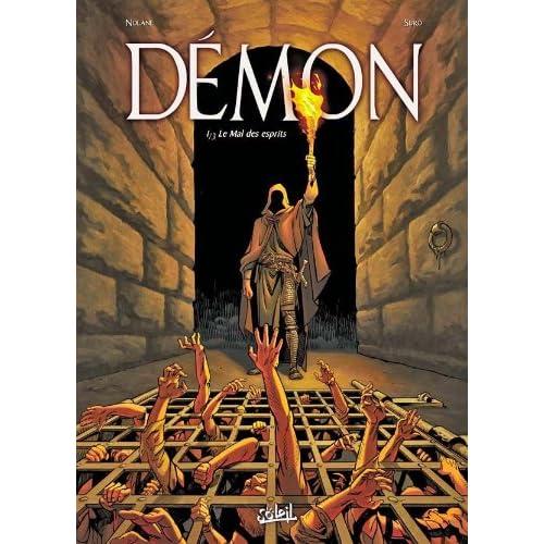 Demon T01: Le mal des esprits