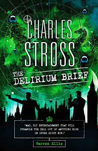 The Delirium Brief: A Laundry Files Novel (English Edition) (Tolkien Briefe)
