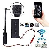 Sekuai Spy Nanny CAM Wireless WiFi IP Hidden DIY Digital Video Camera Mini