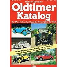 Oldtimer Katalog 3. Der Marktführer für klassische Automobile der Welt