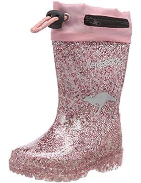 KangaROOS K-Rain Glitter, Botas de Agua Unisex niños